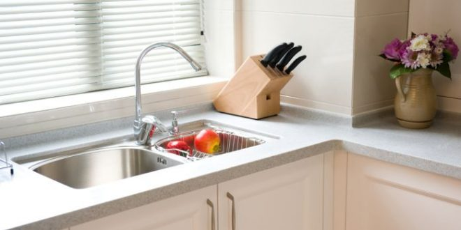 Keep The Sink Clean In 5 Steps 101cleaningsolutions Com