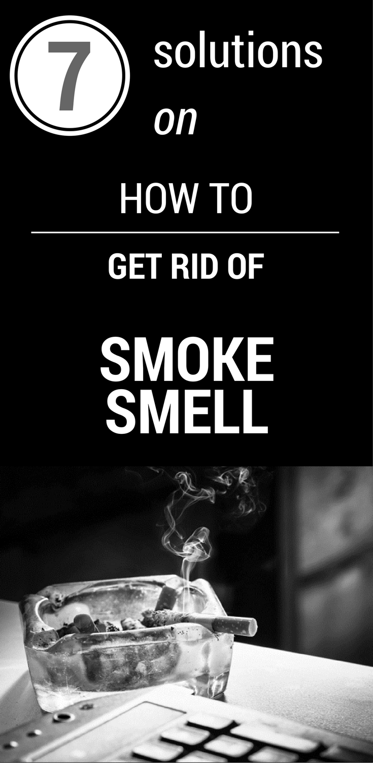 7 solutions on how to get rid of smoke smell. Black Bedroom Furniture Sets. Home Design Ideas